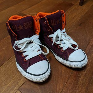 Converse Chuck Taylor High Tops - Youth Size 4